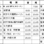 四国八十八か所-第2回土佐10/10~10/12