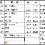 四国八十八か所-第2回土佐10/7~10/9