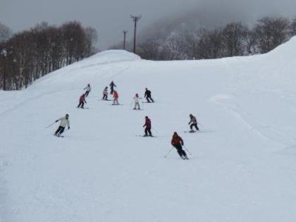 スキー教室のお陰で・・・