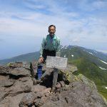 CIMG2458_羅臼岳頂上にて 2