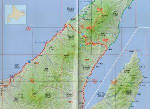 北海道 知床 地図