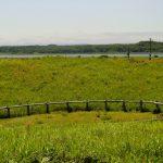 CIMG2312 濤沸湖(小清水原生花園から)