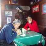 """レストラン・タウベで昼食"""""""