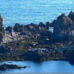 真鶴半島三ツ石