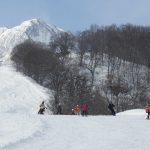 関温泉スキー場での講習会(4)