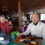 レストラン・タウベで昼食