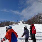 関温泉スキー講習会#