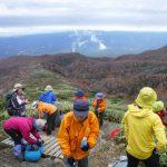 朝日岳・茶臼岳の展望を楽しむ