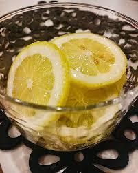 レモン砂糖漬け②
