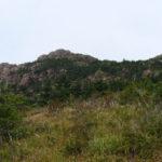 八巻山と東赤石山